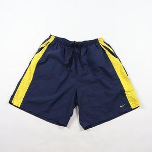 90s Nike Mens XL Travis Scott Small Swoosh Shorts